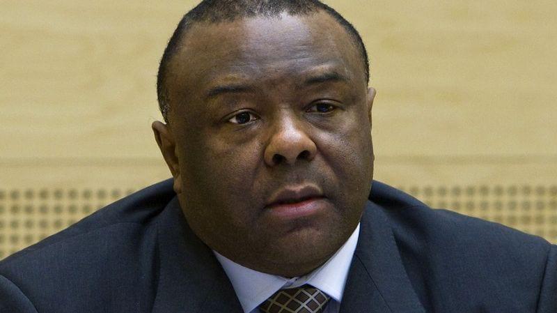 Photo de Jean-Pierre Bemba reconnu coupable par la CPI