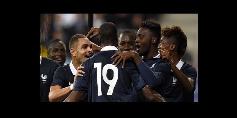 Photo de L'équipe nationale française de football n'est-elle pas en réalité une équipe africaine ? Analyse.