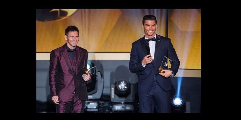 """Photo de Messi: """"Ronaldo est destiné à être mon rival"""""""