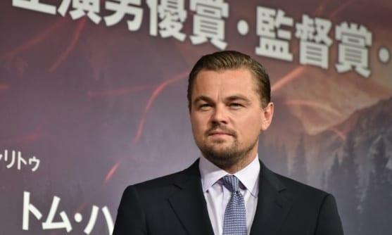 Photo de Présidentielle américaine: DiCaprio s'en prend aux candidats niant le changement climatique