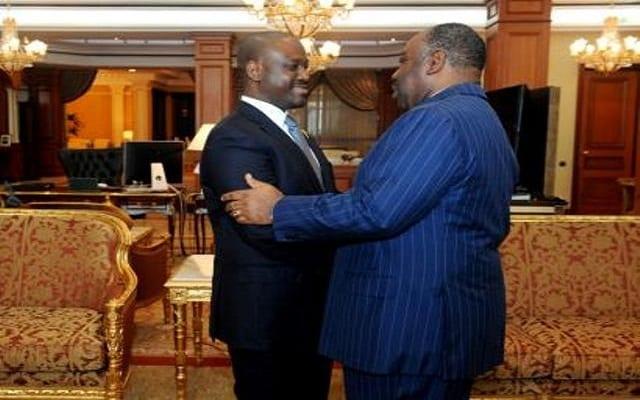 Photo de Gabon: Dès l'arrivée de Guillaume Soro à Libreville, Interpol contacte le ministère de l'intérieur