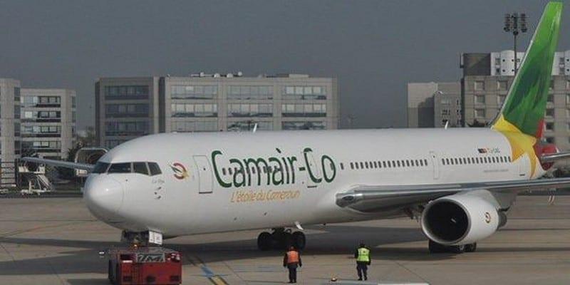 Photo de Cameroun : un avion de Camair-Co interdit de décoller à Paris, les raisons!