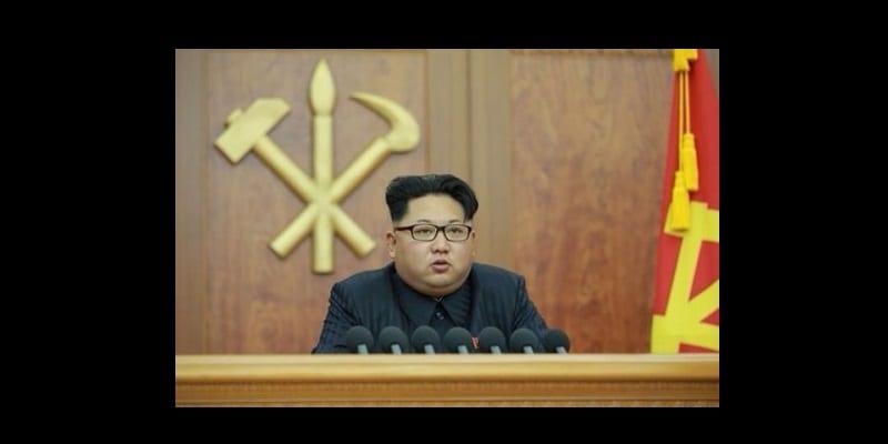 Photo de Corée du Nord : Kim Jung-Un  ordonne de préparer l'arme nucléaire