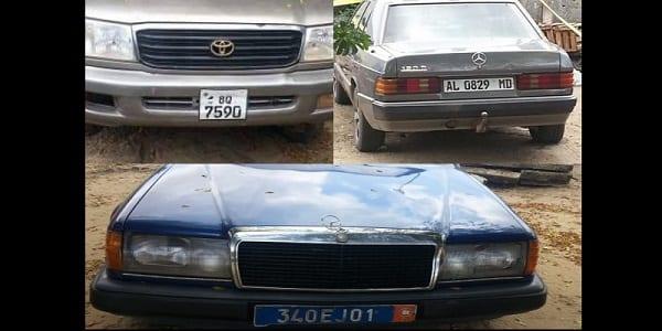 Photo de Côte d'Ivoire: Trois véhicules des djihadistes découverts à Port Bouët Gonzagueville