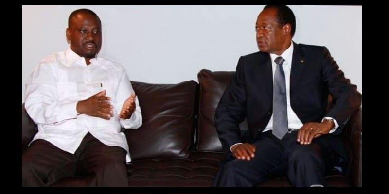 Photo de Burkina Faso: « Compaoré et Soro doivent être jugés même sans extradition », UGEP