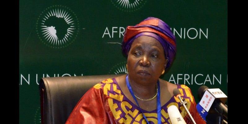 Photo de Afrique du Sud : Dlamini-Zuma remplacera-t-elle à son ex-mari à la tête du pays?