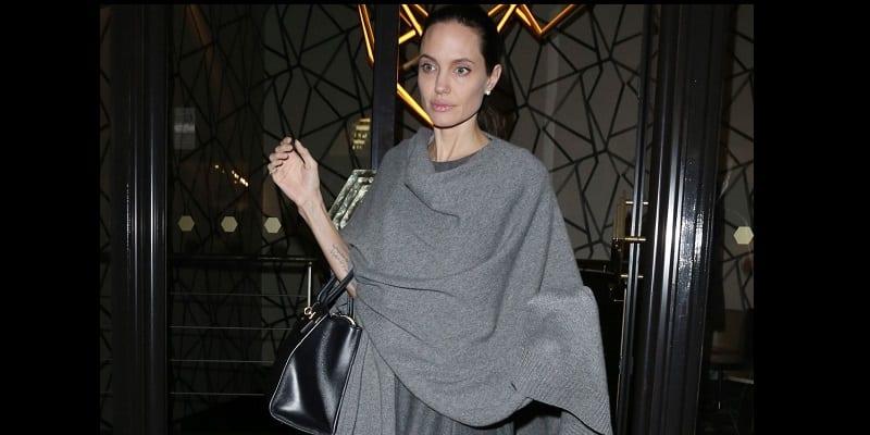 Photo de People : Angelina Jolie pèserait à peine 35 kilos ! (photos)