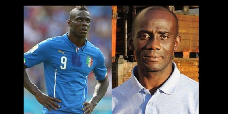 """Photo de """"Mario Balotelli regrette son choix de l'Italie au détriment du Ghana"""", dixit son père biologique"""