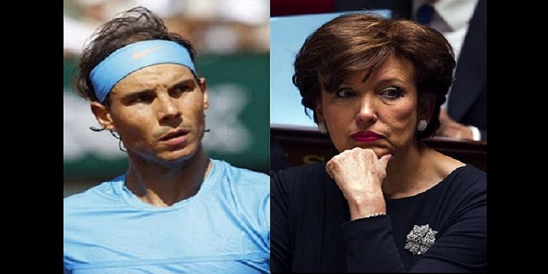 Photo de Rafael Nadal poursuit en justice l'ancienne ministre française de la santé