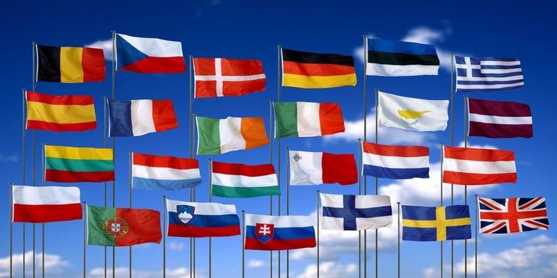 Photo de Découvrez 12 drapeaux et leurs significations cachées