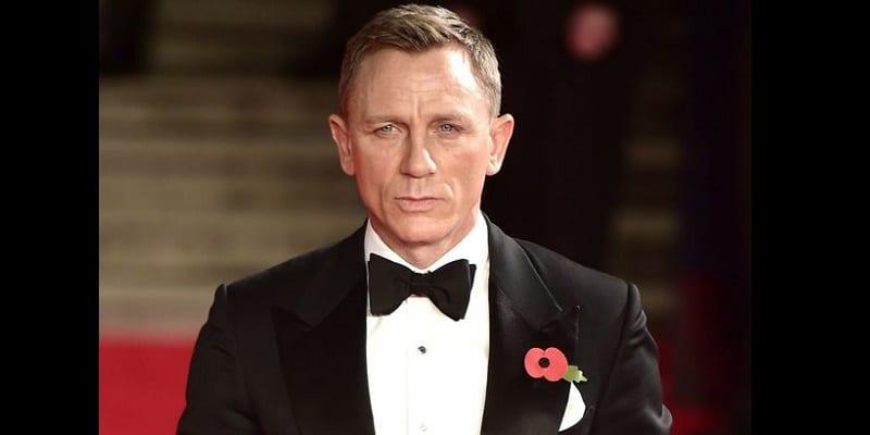Photo de Daniel Craig aurait refusé 88 millions d'euros pour jouer James Bond