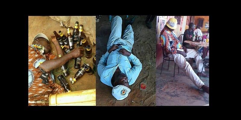Photo de Cameroun/fête de l'unité : Une attitude de certains militants du parti au pouvoir, crée toujours la polémique