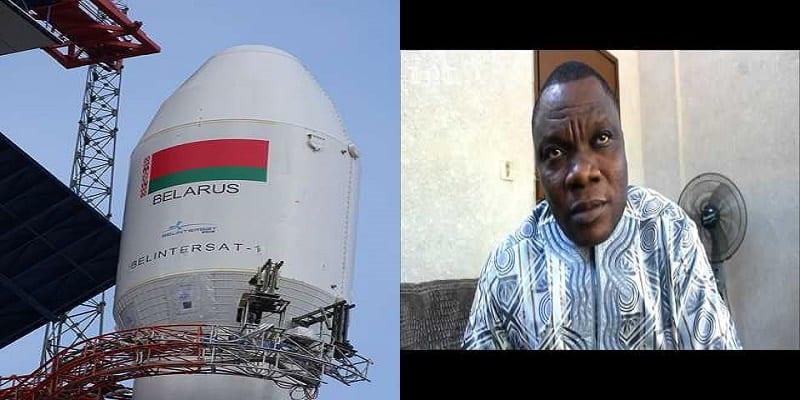 Photo de Le Nigeria est le premier pays africain à gérer un satellite européen