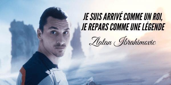 Photo de Les citations fortes de Zlatan Ibrahimovic