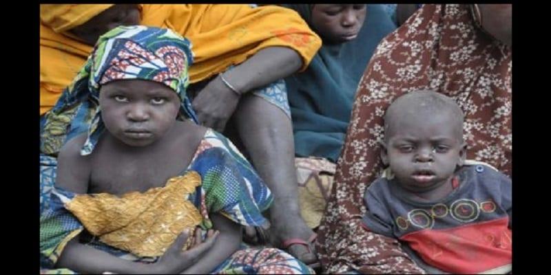 Photo de Nigeria:Une fillette de 9 ans arrachée de Boko Haram en grève pour retourner auprès de son mari