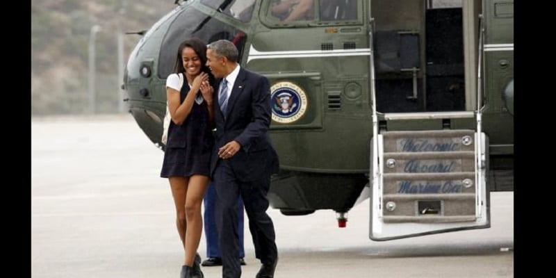 Photo de Tout comme ses parents: Malia Obama étudiera à l'Université de Harvard