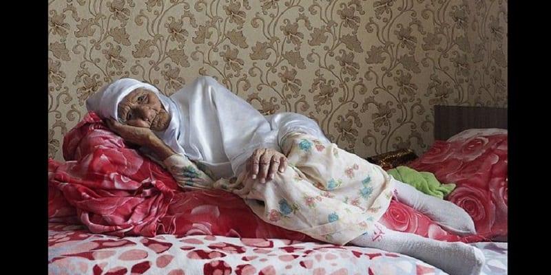 Photo de Une grand-mère de120 ans prétend être la personne en vie la plus âgée au monde: PHOTOS