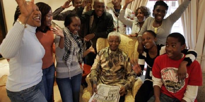 Photo de La fortune de Nelson Mandela dévoilée, son personnel parmi les bénéficiaires