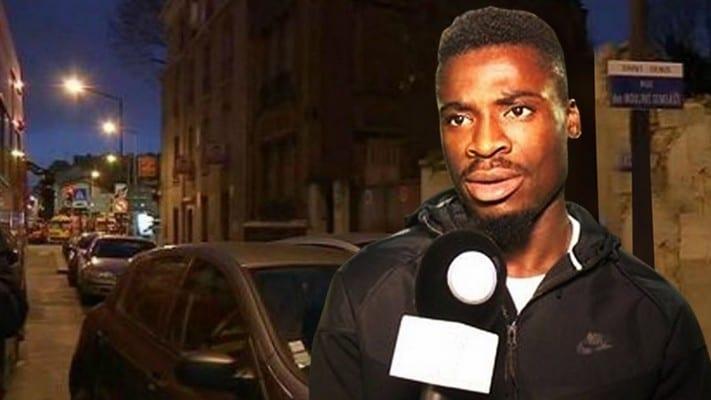 Photo de Football : Serge Aurier arrêté à Londres
