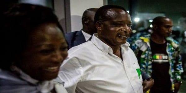 Photo de Congo : La capitale Brazzaville secouée par des tirs à l'arme lourde