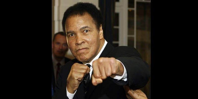 Photo de Les citations les plus célèbres de la légende Mohamed Ali