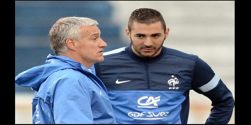 Photo de France: Benzema  accuse Deschamps d'avoir cédé au racisme