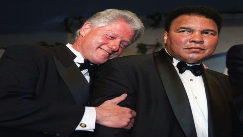 Photo de Décès de Mohamed Ali : Bill Clinton prononcera l'éloge funèbre, vendredi prochain