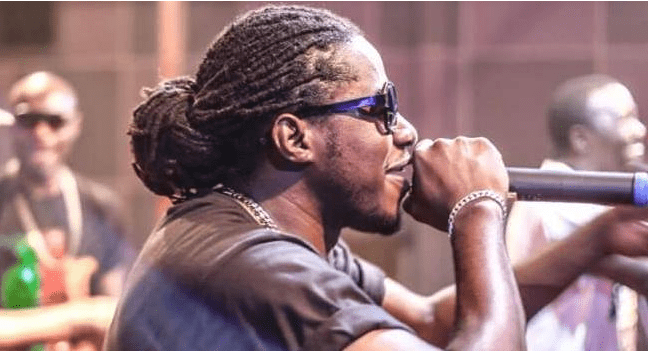 Photo de Maahlox, Sociologue du rap camerounais…