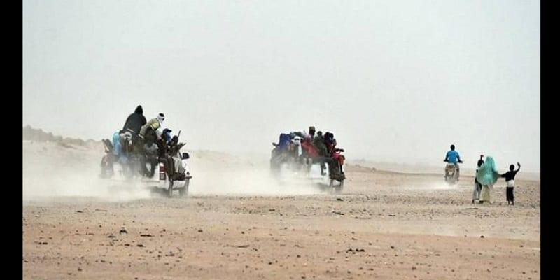 Photo de Niger: 34 migrants dont 20 enfants retrouvés morts dans le désert