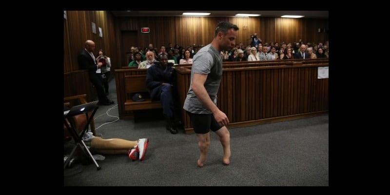 Photo de Procès Pistorius: une ultime stratégie du sportif pour attendrir sa peine