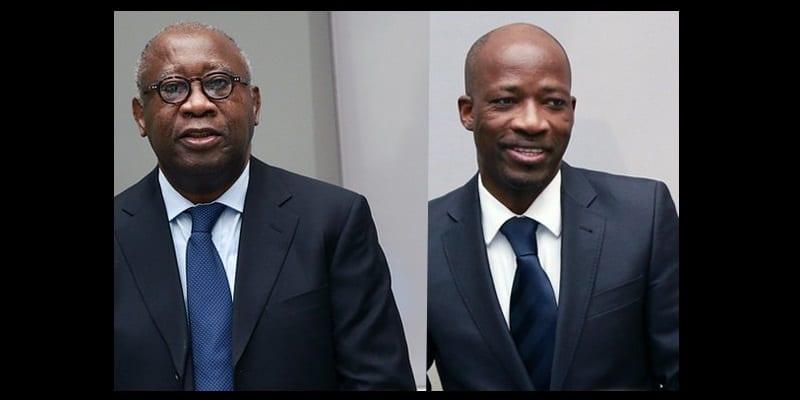 Photo de CPI : Gbagbo et Blé Goudé pourraient être définitivement libres