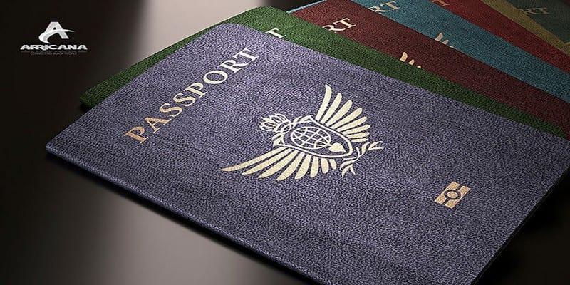 Photo de Lancement du passeport africain au sommet de l'UA à Kigali