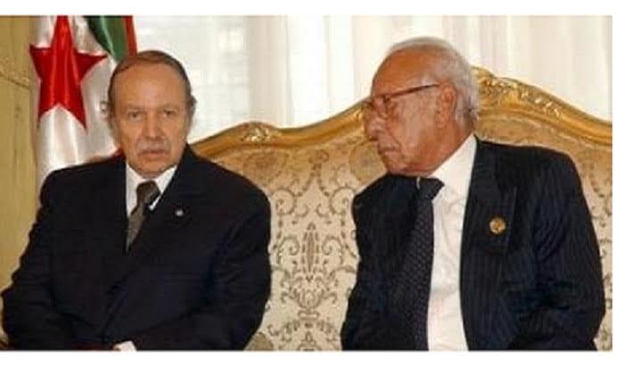 Photo de Algérie : Deuil à la présidence