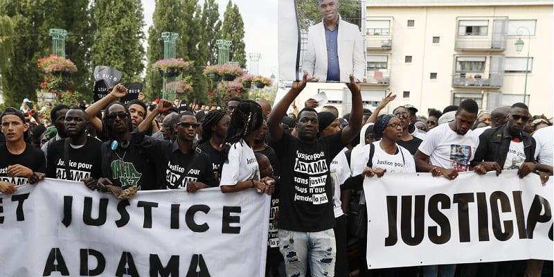 Photo de France : Rebondissement dans l'assassinat présumé d'Adama Traoré par les gendarmes