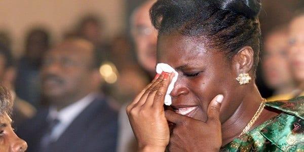 """Photo de FPI/ Simone Gbagbo est en deuil: """"Mon âme est abattue en moi"""""""
