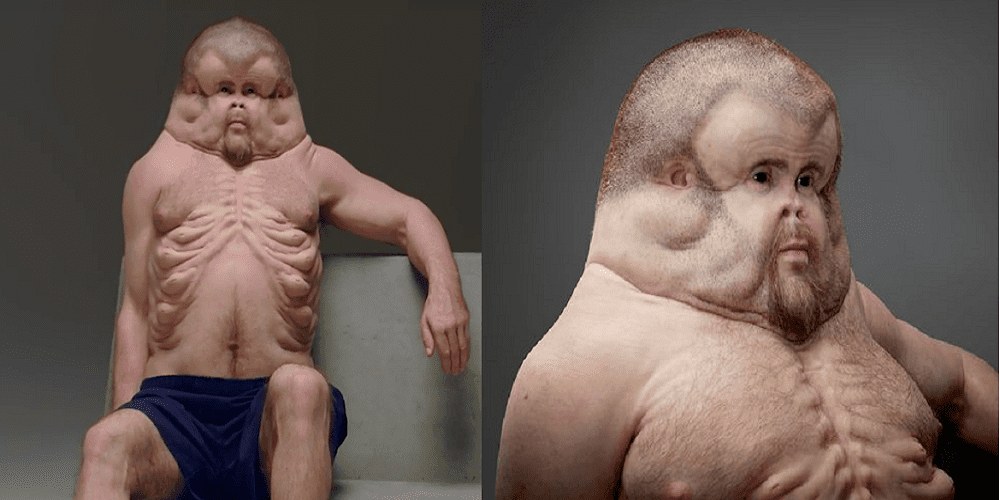 Photo de Voici le corps humain que vous devez avoir si vous voulez resister aux accidents routiers