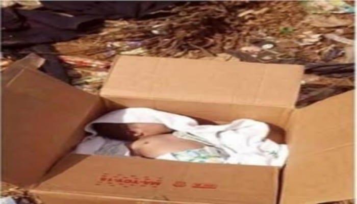 Photo de Togo: Un nouveau-né retrouvé dans un carton