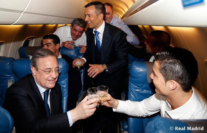 Photo de Voici pourquoi Ronaldo ne boit jamais l'alcool