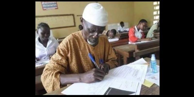 Photo de Côte d'Ivoire: découvrez le résultat du BEPC 2016 de Abdoulaye Soro le candidat âgé de 62 ans