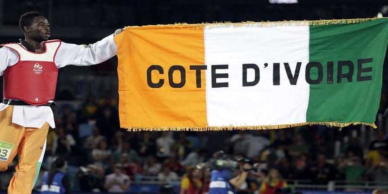Photo de La Côte d'Ivoire a enfin sa première médaille d'or aux Jeux Olympiques