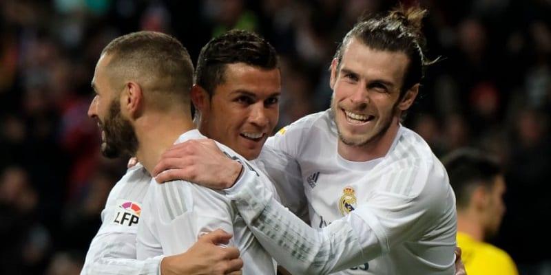 Photo de Réal Madrid: Zidane évoque les cas de Ronaldo, Bale, Benzema pour cette saison