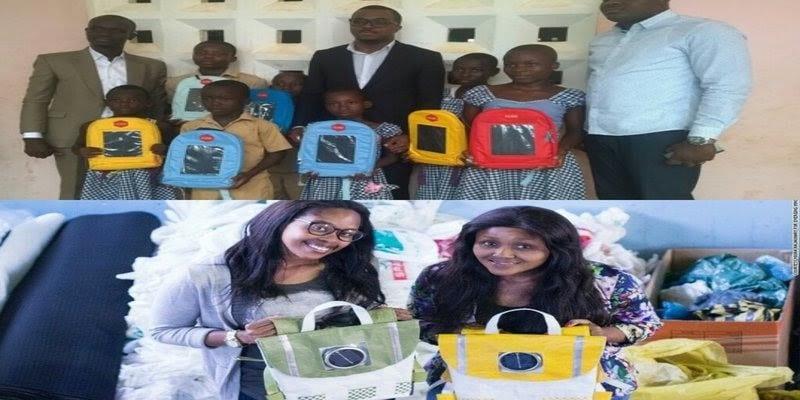 Photo de Côte d'Ivoire: Un jeune invente un cartable solaire pour les élèves