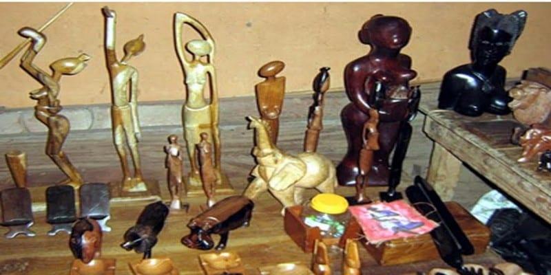 Photo de Bénin: Messieurs les colonisateurs, ramenez-nous nos trésors emportés!