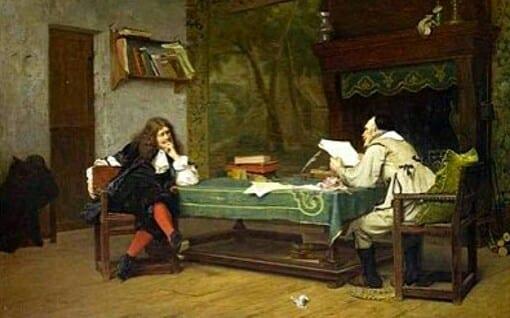 Photo de Corneille serait-il l'auteur caché des œuvres de Molière ?