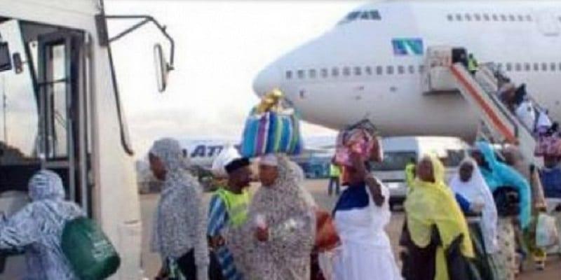 Photo de Ghana: Des pèlerins rapatriés de la Mecque…Voici les raisons évoquées!