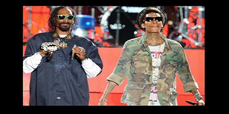 Photo de Un accident survient alors que Snoop Dogg et Wiz Khalifa sont sur scène