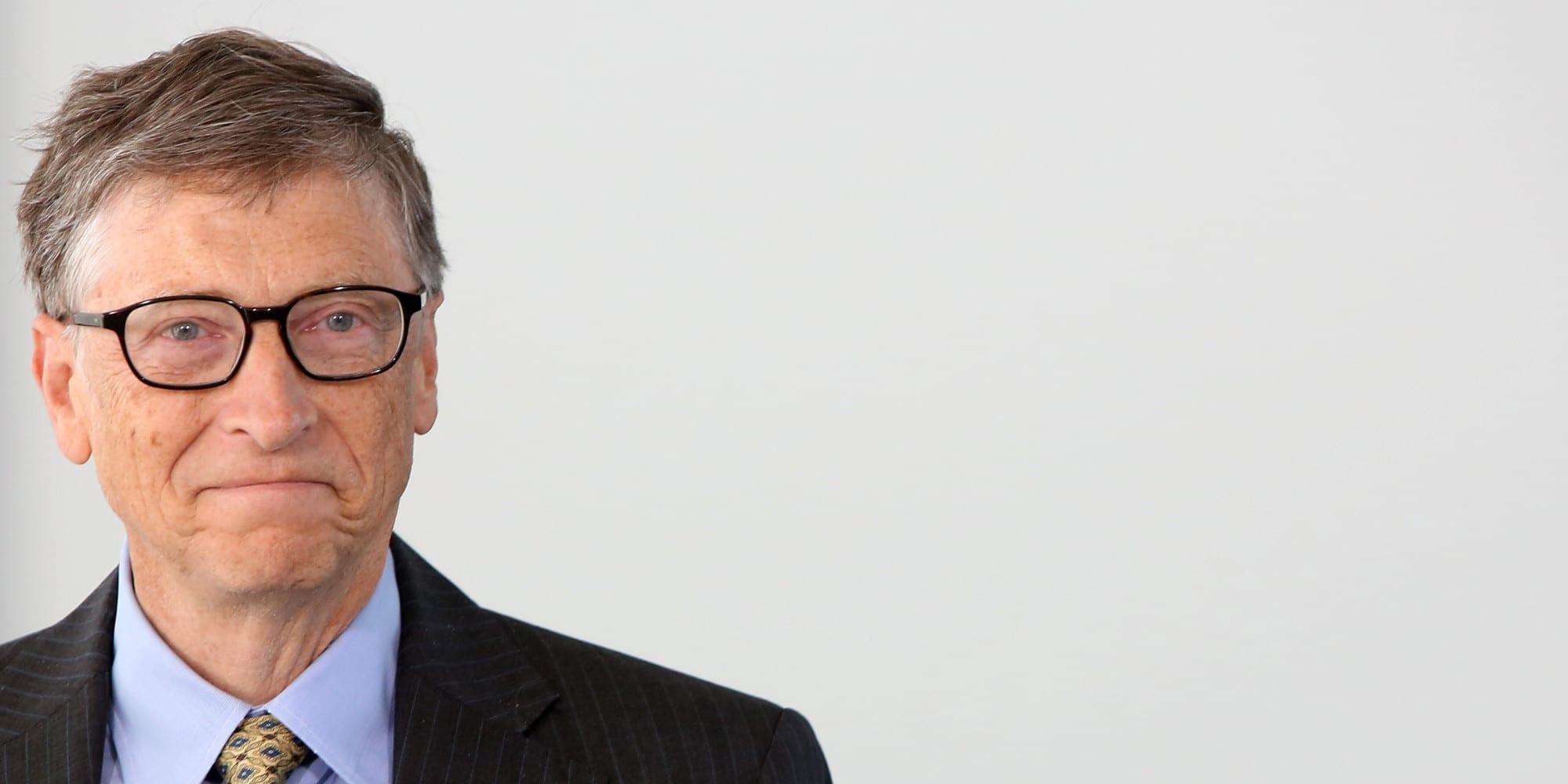 Photo de Un nouveau record de fortune pour Bill Gates