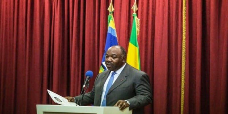 Photo de Gabon : Ali Bongo a prêté serment pour un deuxième septennat