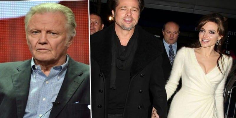 Photo de Après le divorce de sa fille, le père d'Angelina Jolie s'exprime…La tension monte au sein du couple !
