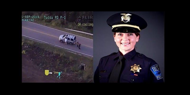 Photo de Après l'acte de la policière qui a abattu le noir-américain à Tulsa, découvrez la décision de la justice!